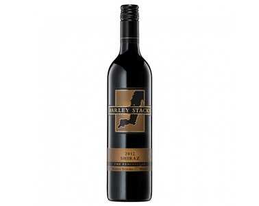 Barley Stacks Wines 2012 Shiraz