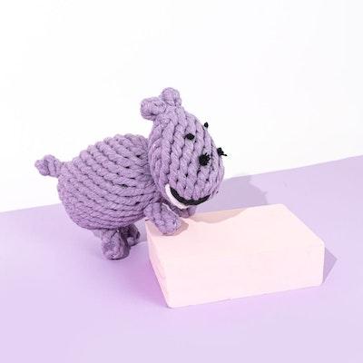 Barker & Bone Dog Toy | Hippo