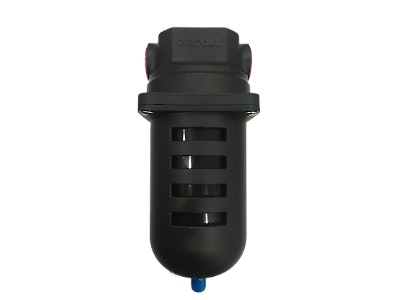 Drop Out Filter Water Trap Water Separator Autodrain