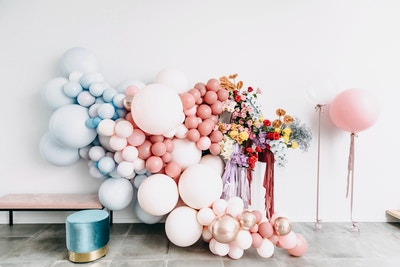 A MUTED PASTEL BRIDAL SHOWER