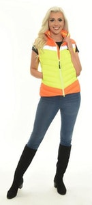 Charlotte Dujardin Hi Viz Riding Vest