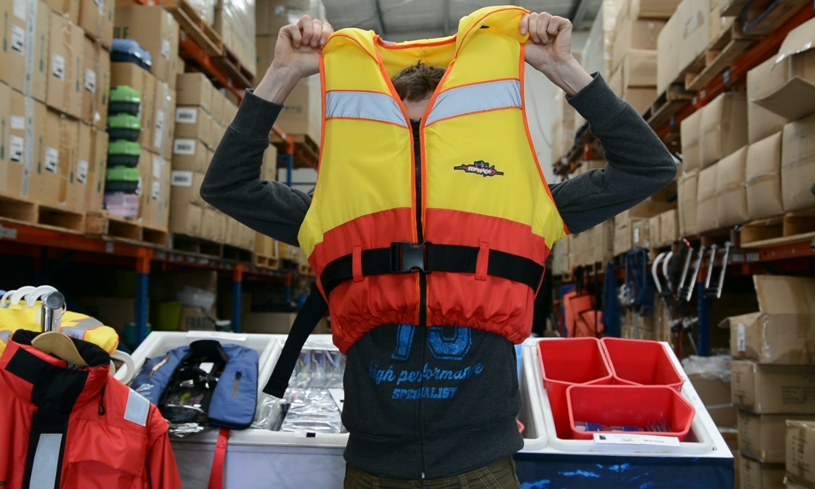 How to Fit a Life Jacket
