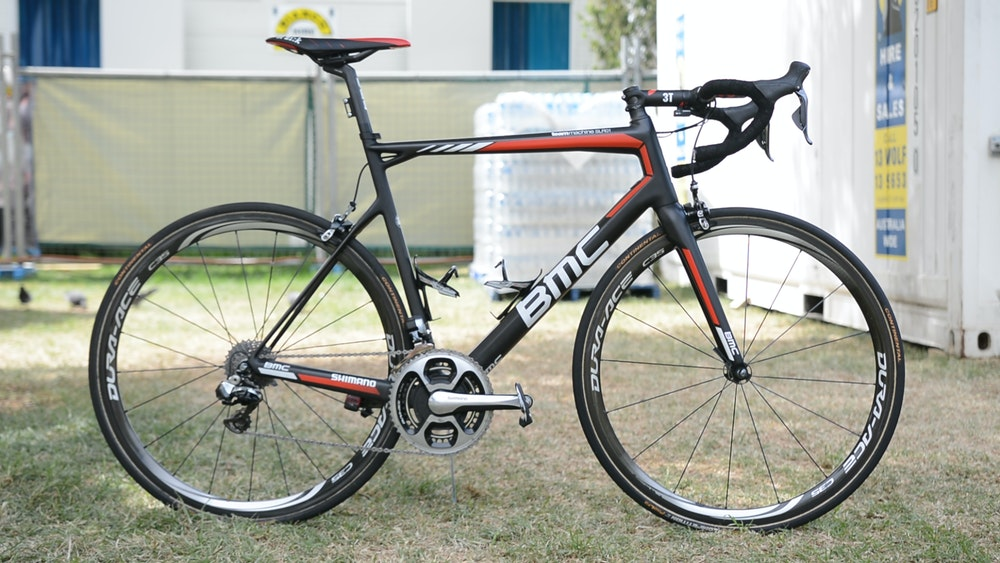 BMC SLR 01 Teammachine 2016 BikeExchange