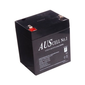Neptune 12v - 5.4amp SLA maintenance free back up alarm or access control battery