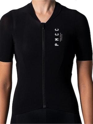 Pedal Mafia Women's PMCC Jersey - Black White