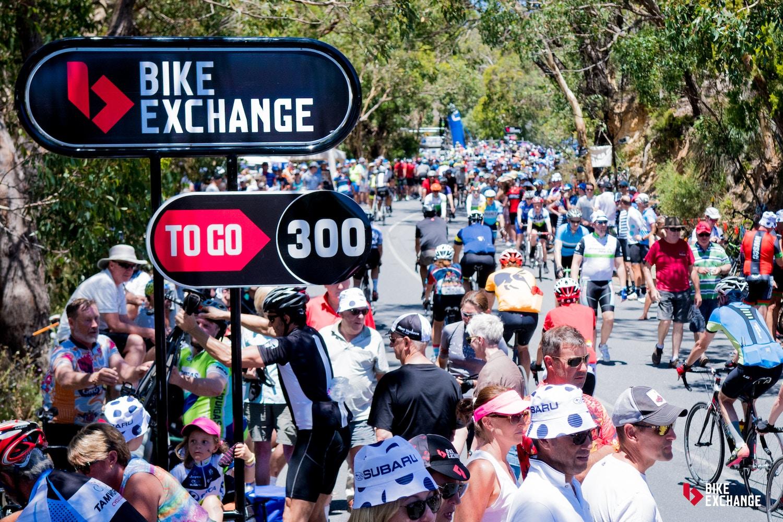 Join BikeExchange at the Santos Tour Down Under 2018
