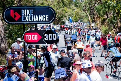 Join BikeExchange at the Santos Tour Down Under 2018