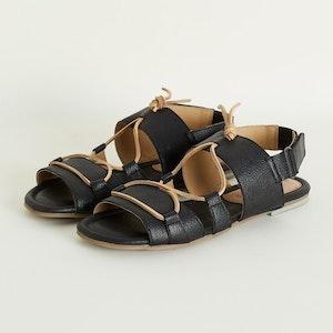 Nancybird Knot Sandal - Black