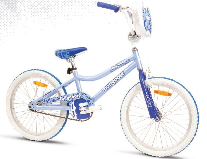 "Ladygoose, 20"" Kids Bikes"