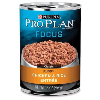 Pro Plan Puppy Chicken Wet Dog Food 368G