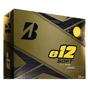 Bridgestone e12 Soft Matte Yellow