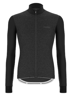 Santini SMS Colore Puro Long Sleeve Jersey