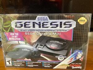 Sega Genesis Mini (Mega Drive Mini)