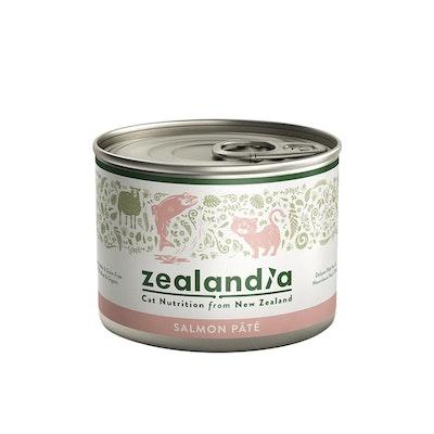 ZEALANDIA Salmon Pate Cat Wet Food 185g