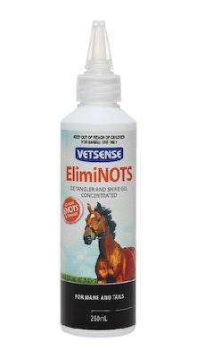 Vetsense Eliminots Detangler & Shine Gel for Horse Mane & Tail 250ml
