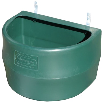 Polymaster 45 litre Stable Feeder - with fence brackets