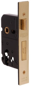 BDS Protector 735-47 euro style mortice lock in PB finish