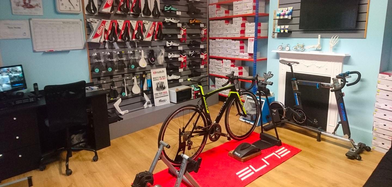 Shop - Bike Fitting Room