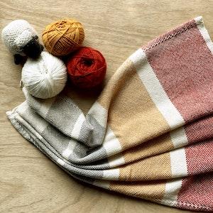 Pure Woollen Baby Blanket R
