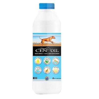 CEN Oil Omega 3 Coat & Skin Supplement for Dogs - 2 Sizes