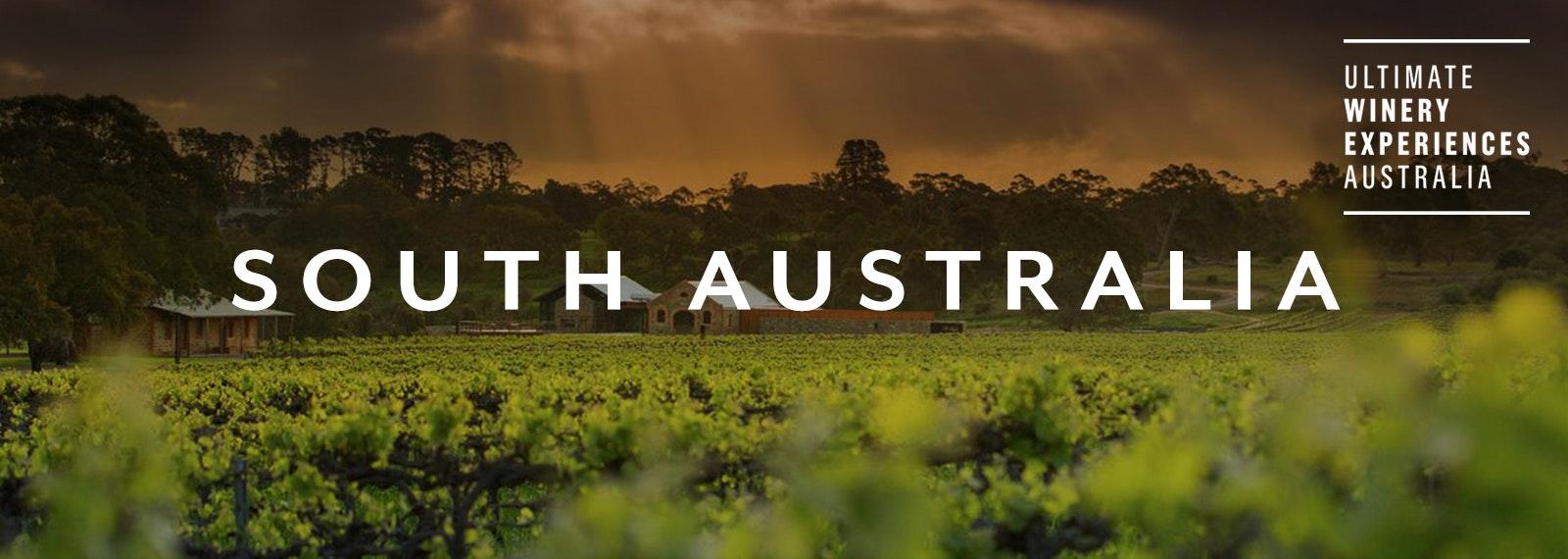 Ultimate Winery Experiences Australia - South Australia