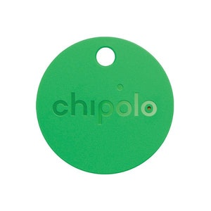 Chipolo Classic Bluetooth Tracker - Key & Mobile Phone Finder in Green