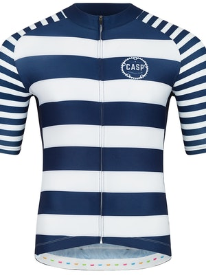 Casp Performance Cycling Breton Stripes Jersey