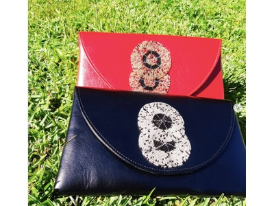 Enkishaa Accessories Clutch bag