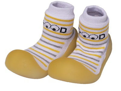 BigToes Stripe | Yellow