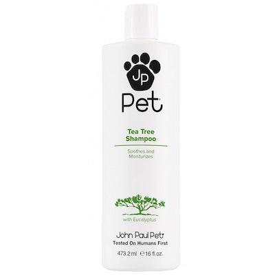 John Paul Pet Tea Tree Dogs & Cats Grooming Shampoo 473ml