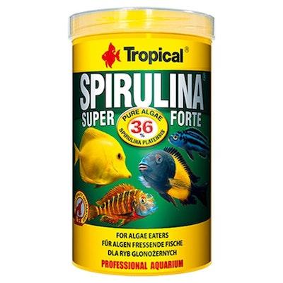 Tropical Super Spirulina Forte Flakes 50g