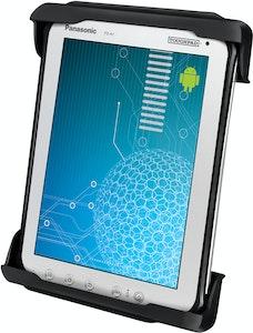 "RAM-HOL-TAB10U :: RAM Tab-Tite Spring Loaded Cradle For 9-10"" Tablets"