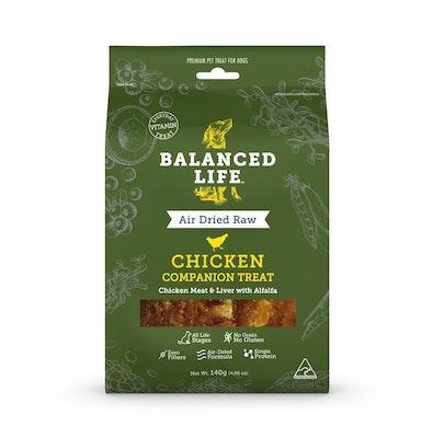 BALANCED LIFE Companion Treats for Dogs - Chicken 140g