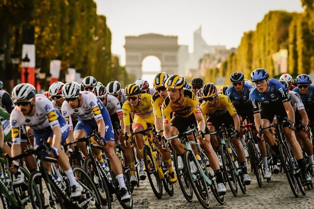 Sam Bennett Gana El Sprint De París Y Tadej Pogačar Se Corona Campeón - Clausura del Tour de Francia