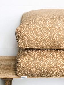 Floor Cushion Cover - Fawn