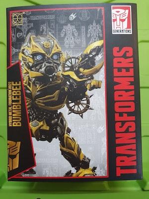 Transformers Bumblebee Hero Cross Hybrid Metal Configuration 022