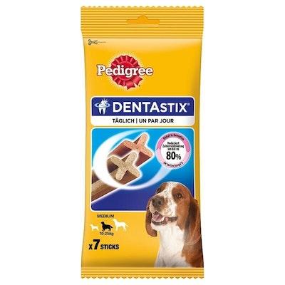 Pedigree Dentastix Medium Breed Oral Care Dog Treats - 5 Sizes