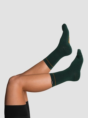 Black Sheep Cycling Adventure Socks - Green