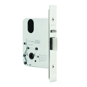 Lockwood Synergy universal primary 3572SC 60mm mortice lock in satin Chrome plate finish