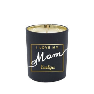 Symbolic Studio Mother's Day Black - Hand Poured Soy Candle