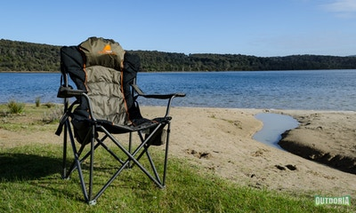 Oztent King Goanna Camping Chair Review