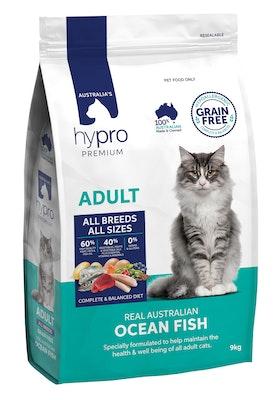 Hypro Premium Cat Ocean Fish