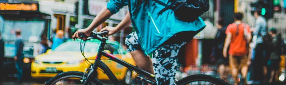 Hier ist eine Geschichte über das, was ich aus dem Diebstahl meines Fahrrads gelernt habe  * Fair Schlüsseldienst