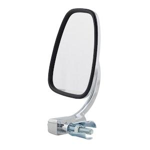 Devon Chrome Bar End Mirror