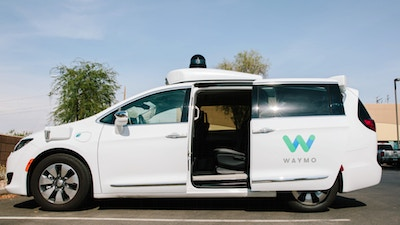 Waymo Self-Driving Technology Company