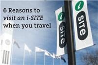 Six reasons to visit i-SITEs when you travel New Zealand