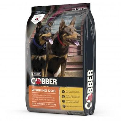 Cobber Working Dog Dry Dog Food 20kg