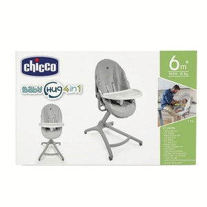 Chicco Baby Hug 4 in 1 Meal Time Kit