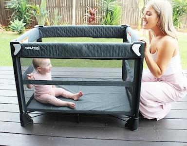 Babyhood UNO Portacot