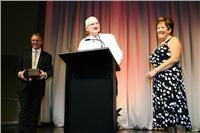Hugh Diedrich Award honors Top Tourist Parks CEO